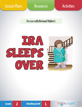 Ira Sleeps Over Lesson Plans & Activities Package, Second