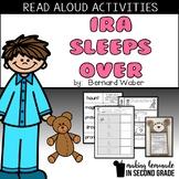 Ira Sleeps Over - Read Aloud Activities {Common Core Aligned}