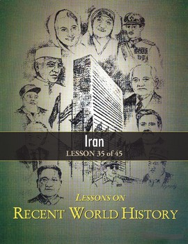 Iran (Changes/Events After Iranian Revolution) RECENT WORLD HISTORY LESSON 35/45