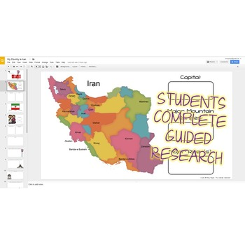 Iran Country Study - Google Drive Version