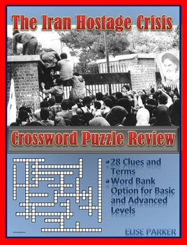 Iran Hostage Crisis Crossword Puzzle Review