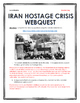 Iran Hostage Crisis - Webquest with Key