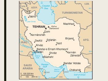 Iran-Iraq War PowerPoint, Guided Notes, and Completed Notes
