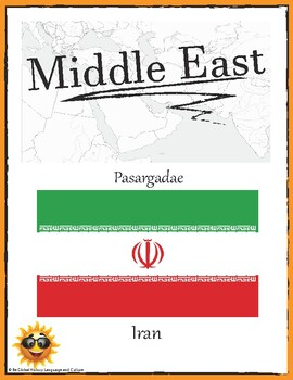 (Middle East GEOGRAPHY) Iran: Pasargadae—Research Guide