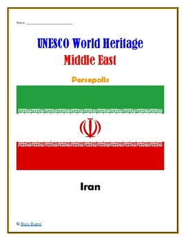 Iran: Persepolis Research Guide