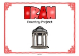 Iran Project for Geography
