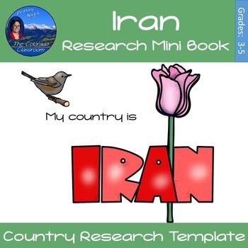 Iran - Research Mini Book