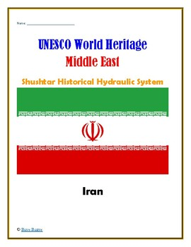 (Middle East) Iran: Shushtar Historical Hydraulic System Research Guide