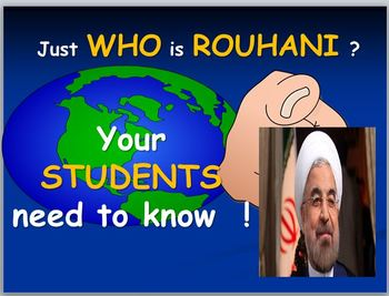 Iran: Who is Rouhani ?