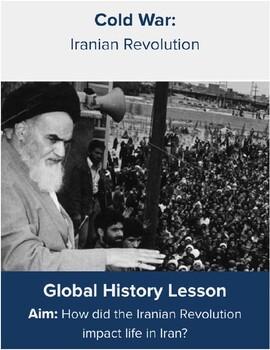 Iranian Revolution DBQ