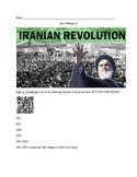 Iranian Revolution (Webquest)