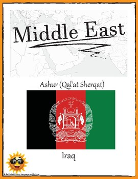 (Middle East GEOGRAPHY) Iraq: Ashur (Qal'at Sherqat)—Research Guide