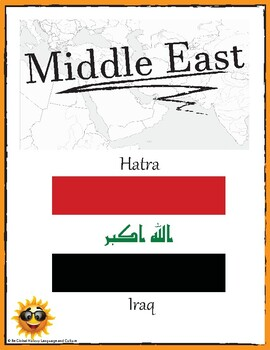 (Middle East GEOGRAPHY) Iraq: Hatra—Research Guide