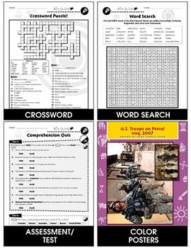 Iraq War (2003-2010): Aftermath Gr. 5-8