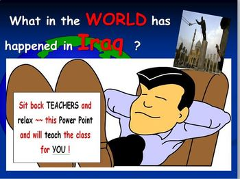 Iraq in the News: Fact or Opinion