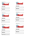 Iread student cards for students