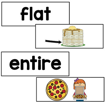 Iready Kindergarten Lesson 1 -24 Vocabulary Words FlashCards