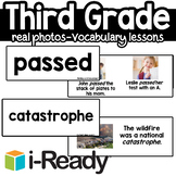 Iready Third grade Vocabulary Set