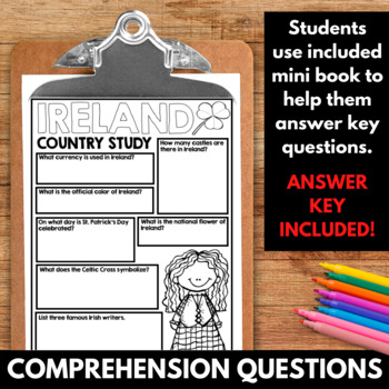 Ireland Booklet Country Study