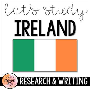 Ireland Country Research Packet