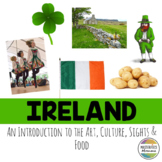Ireland: An Introduction to the Art, Culture, Sights, and Food