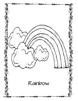 Ireland Coloring Pages By Loving Life In Kindergarten Tpt