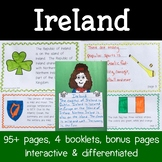 Ireland Country Booklet - Ireland Country Study - Interactive and Differentiated