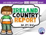 Ireland Country Report
