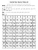Ireland Flag (Irish) Hundred Chart Mystery Picture with Number Cards for Support