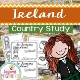 Ireland Booklet Country Study Project Unit