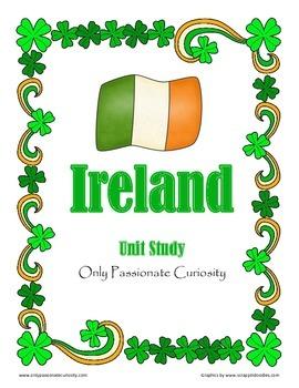 Ireland Internet Linked Unit Study