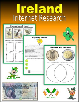 Ireland (Internet Research)