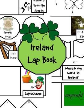 Ireland Lap Book