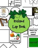 Ireland Lap Book