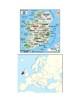 Ireland Map Scavenger Hunt