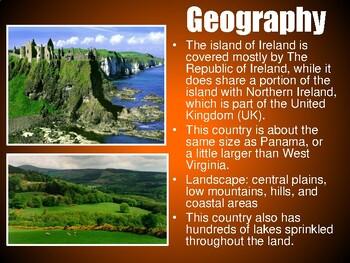Ireland PowerPoint