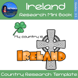Ireland - Research Mini Book