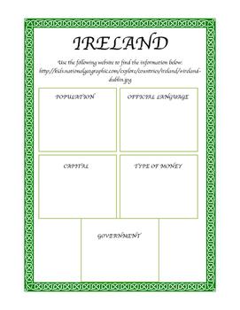 Ireland Research Mini Unit