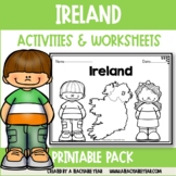 Ireland - Vocabulary Pack