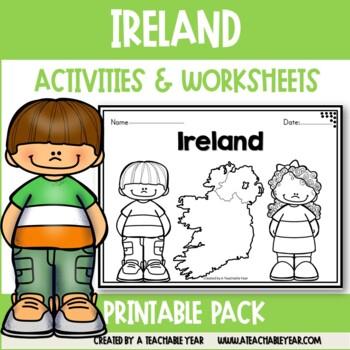 Ireland - Vocabulary Pack