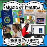 Ireland World Music Digital Passport