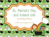 Ireland and St. Patrick's Day Unit
