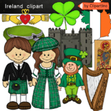 Ireland clipart - countries clip art