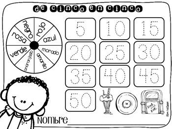 Iremos juntos {Activities for the 50th day of school in Spanish}