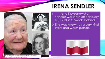 Irena Sendler, Polish Heroine:Saving Jewish Children from Nazis