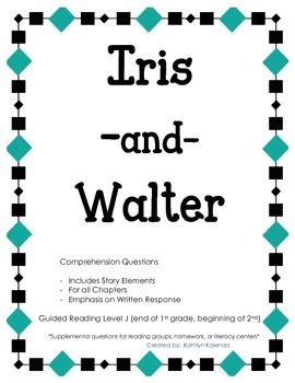 Iris and Walter - Comprehension Questions