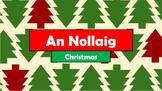 Irish (Gaeilge) - Christmas Vocabulary - PowerPoint + Flashcards