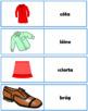 Irish (Gaeilge) - Clothes Vocabulary (Duolingo) - PowerPoint + Flashcards