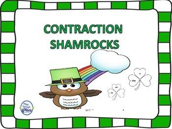 Irish Contractions