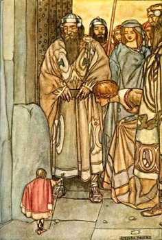 Irish Fairy Tales - Mongans Frenzy